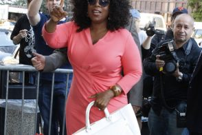Oprah Winfrey is an Unexpected Mulberry Fan
