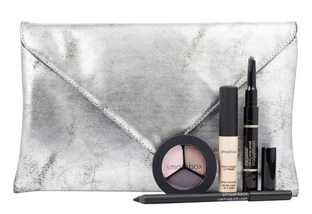 Smashbox All for Eyes Line and Define Brunette Cosmetics Set