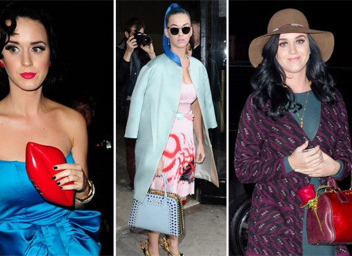 The Many Bags of Katy Perry