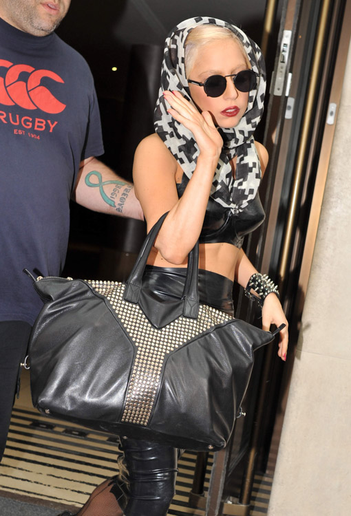 The Many Bags of Lady Gaga-1