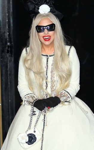 The Many Bags of Lady Gaga (9)
