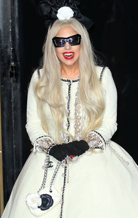The Many Bags of Lady Gaga-11