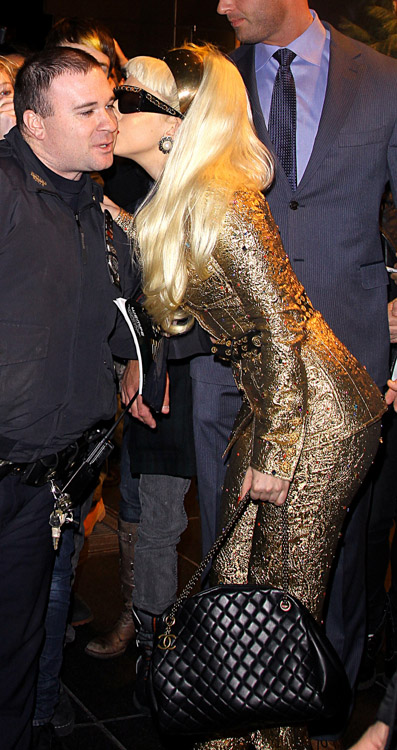 The Many Bags of Lady Gaga-12