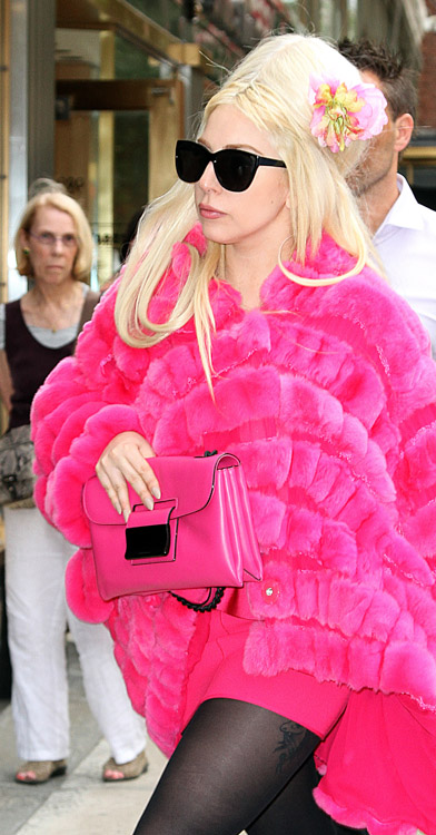 The Many Bags of Lady Gaga-13