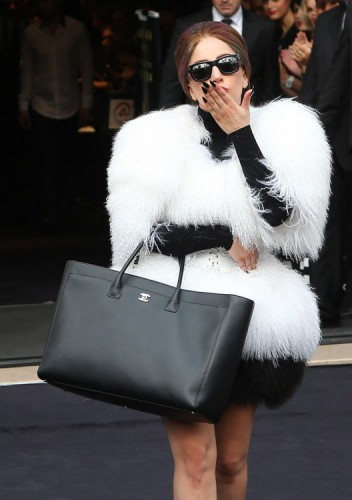 The Many Bags of Lady Gaga (14)