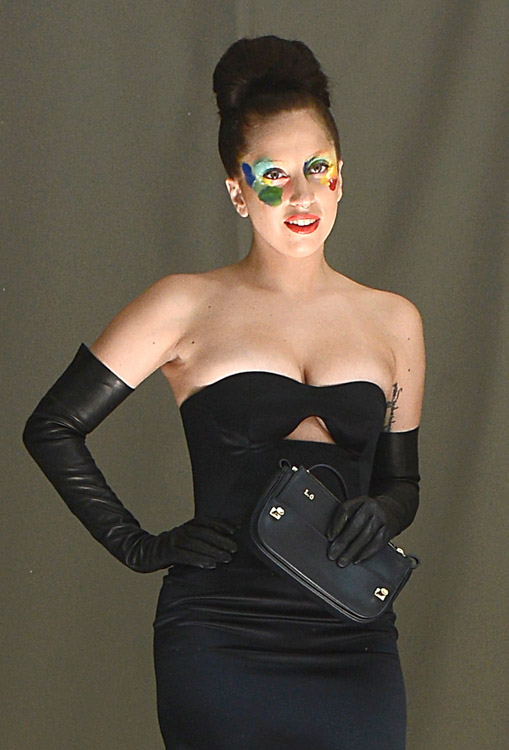 The Many Bags of Lady Gaga (19)