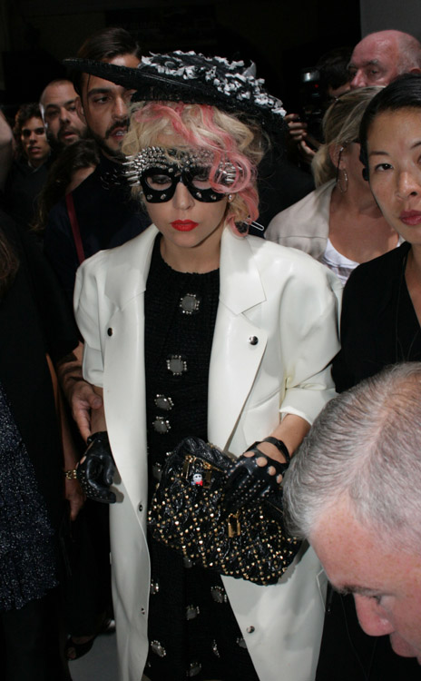 The Many Bags of Lady Gaga-2