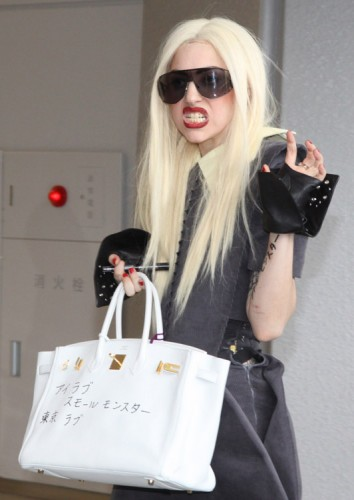 The Many Bags of Lady Gaga (2)