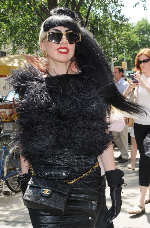 The Many Bags of Lady Gaga-7
