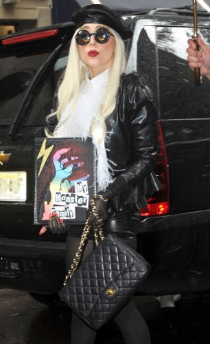 The Many Bags of Lady Gaga (11)