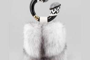 Tom Ford Mink Fur Bracelet Bag