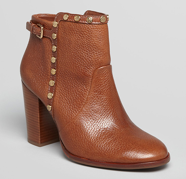 Tory Burch Mae High Heel Booties