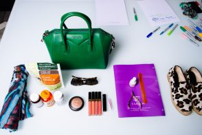 What's In Her Bag: Elyse Walker