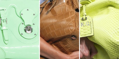 Best Bags of New York Fashion Week Spring 2014