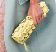 Burberry Spring 2014 is Full of Pretty Pouches