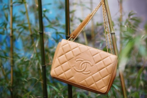 Chanel Diamond Bags