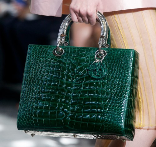 Christian Dior Spring 2014 Handbags (10)