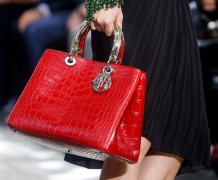 Dior's Spring 2014 Bags are Wall-to-Wall Exotics