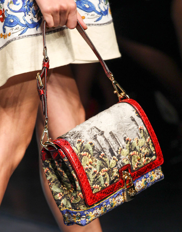 ef68fe1687 The Best Bags of Milan Fashion Week Spring 2014 - PurseBlog