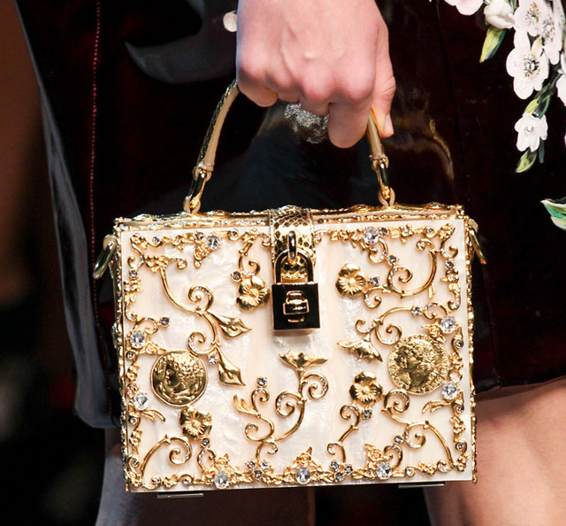 Dolce   Gabbana s Spring 2014 Bags are Exactly What You d Expect ... 0ba3f9bec2d94