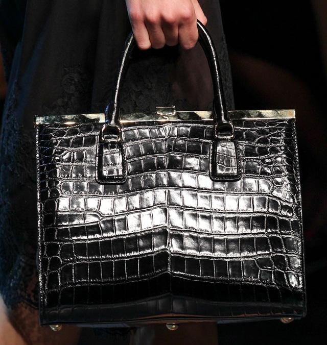 Dolce & Gabbana Spring 2014 Handbags (11)