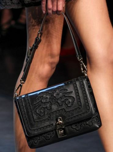 Dolce & Gabbana Spring 2014 Handbags (13)