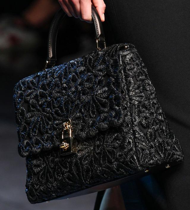 Dolce & Gabbana Spring 2014 Handbags (15)