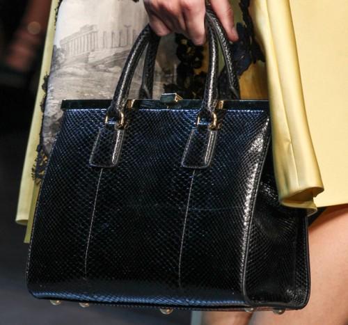 Dolce & Gabbana Spring 2014 Handbags (16)