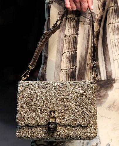Dolce & Gabbana Spring 2014 Handbags (17)