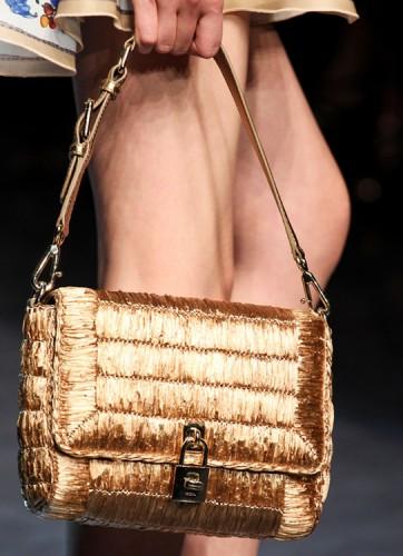 Dolce & Gabbana Spring 2014 Handbags (18)