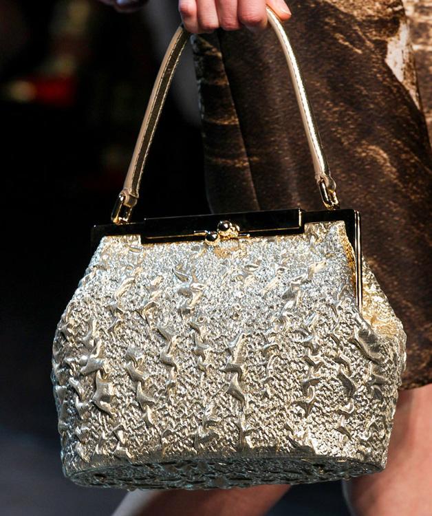 Dolce & Gabbana Spring 2014 Handbags (2)