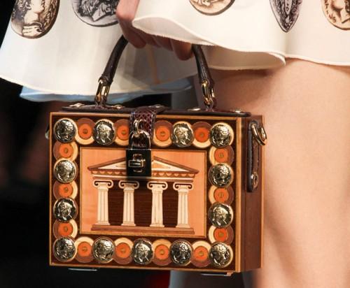 Dolce & Gabbana Spring 2014 Handbags (21)