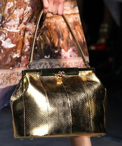 Dolce & Gabbana Spring 2014 Handbags (24)