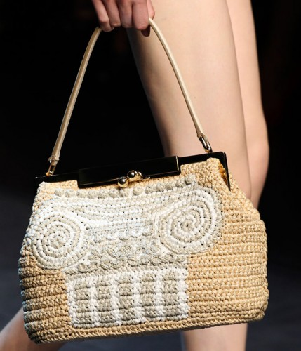 Dolce & Gabbana Spring 2014 Handbags (26)