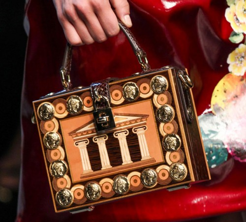 Dolce & Gabbana Spring 2014 Handbags (28)
