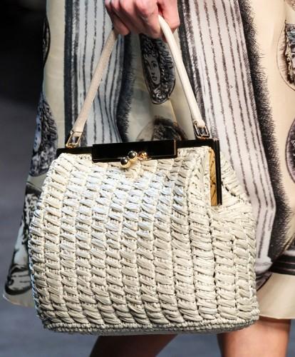 Dolce & Gabbana Spring 2014 Handbags (3)