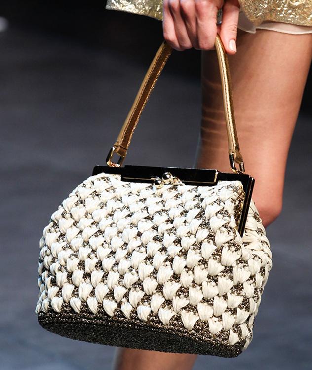 Dolce & Gabbana Spring 2014 Handbags (5)