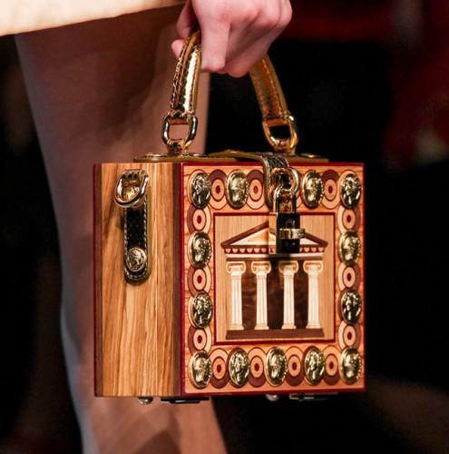 Dolce & Gabbana Spring 2014 Handbags (6)