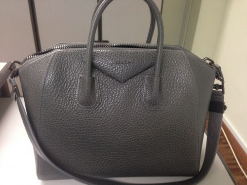 Givenchy Antigona Bag Grey