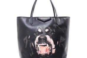 Givenchy Antigona Rottweiler Tote Bag