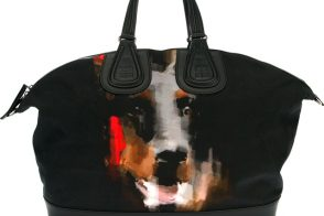 Man Bag Monday: Givenchy Doberman Nightingale Tote