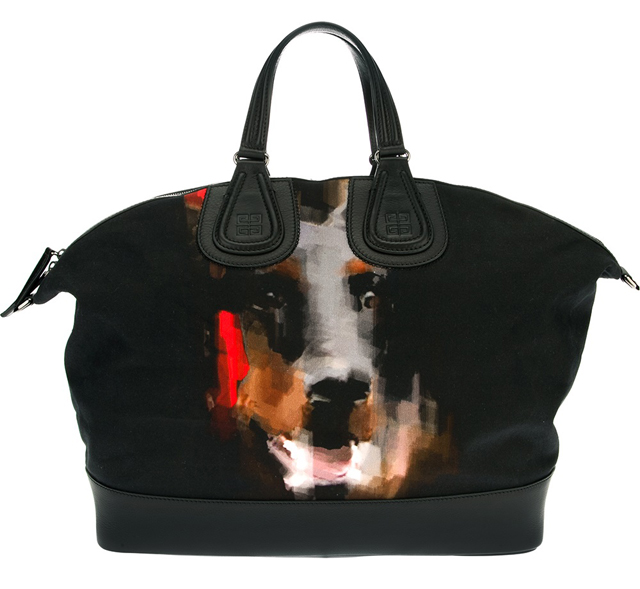Givenchy Doberman Tote