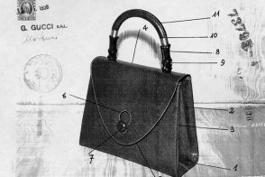 Gucci Bamboo Patent Form