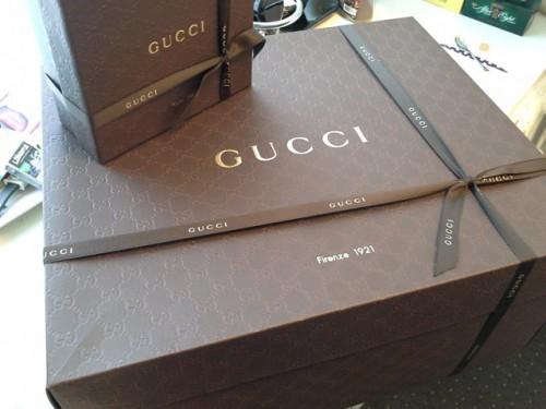 Gucci Boxes