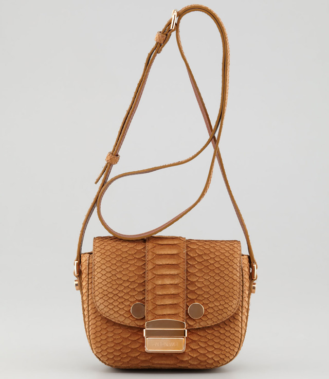 Jason Wu Miss Wu Python Crossbody