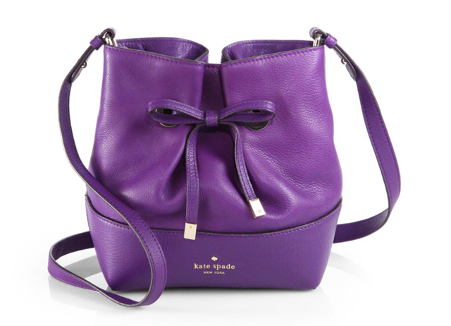 Kate Spade West Valley Bow Crossbody