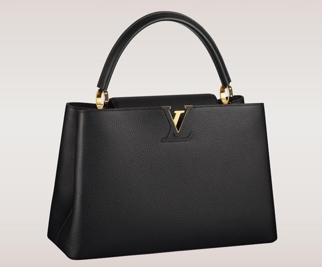 Introducing the Louis Vuitton Capucines Bag - PurseBlog 84bd2e19101c5