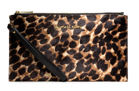 MICHAEL Michael Kors Large Jet Set Travel Clutch