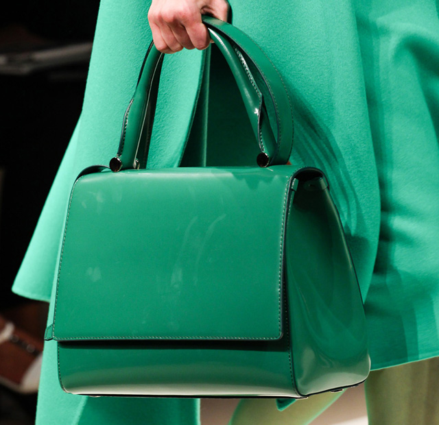 The Best Bags of Milan Fashion Week Spring 2014 - PurseBlog