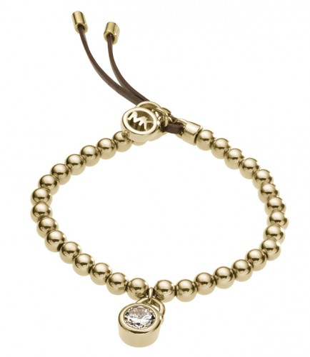 Michael Kors Bead Stretch Bracelet